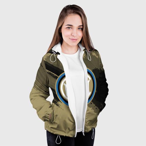 Женская куртка 3D  Фото 04, INTER SPORT STYLE