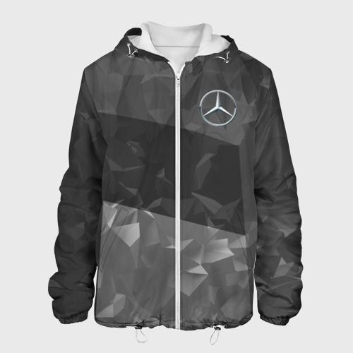 Мужская куртка 3D  Фото 01, MERCEDES BENZ SPORT