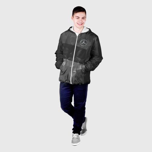 Мужская куртка 3D  Фото 03, MERCEDES BENZ SPORT
