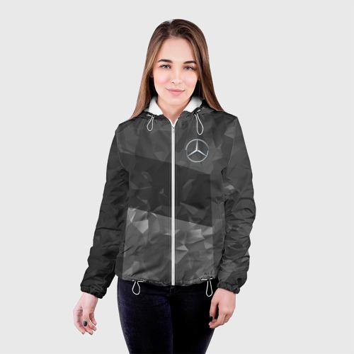Женская куртка 3D  Фото 03, MERCEDES BENZ SPORT
