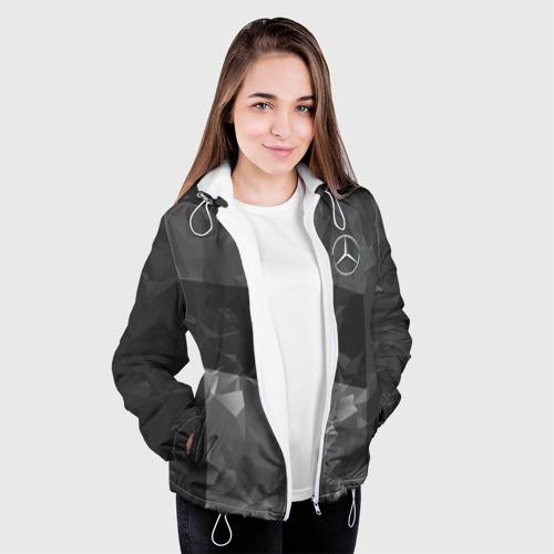 Женская куртка 3D  Фото 04, MERCEDES BENZ SPORT
