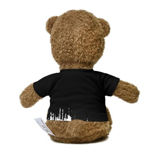 Миша в футболке 3D Russia black collection Фото 01