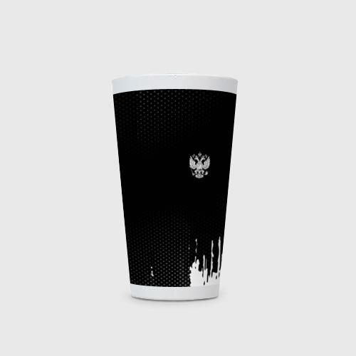 Кружка Латте Russia black collection Фото 01