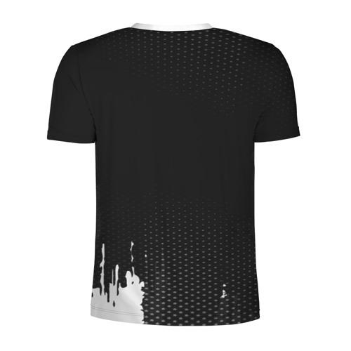 Мужская футболка 3D спортивная Russia black collection Фото 01