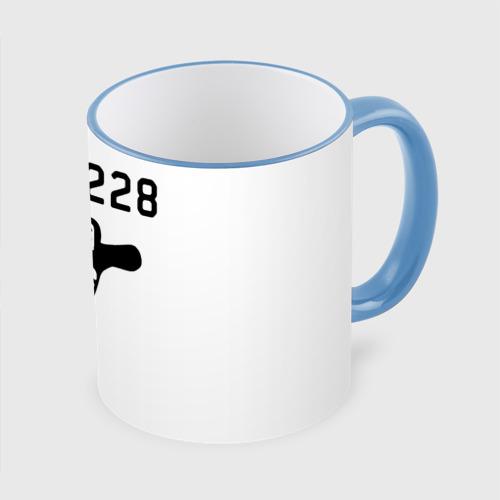 Кружка с полной запечаткой 228