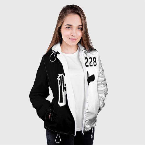 Женская куртка 3D  Фото 04, 228
