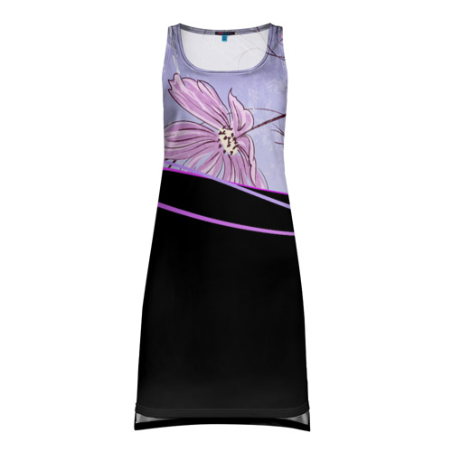 Платье-майка 3D  Фото 01,  Coloured ornaments