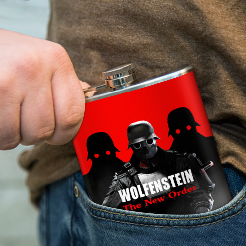Фляга 'Wolfenstein: The New Order'