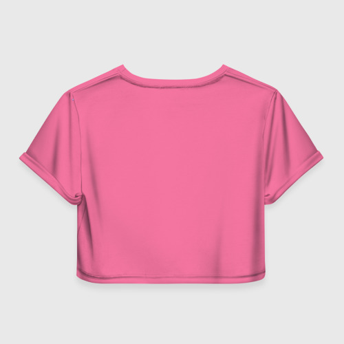 Женская футболка Crop-top 3D Shakugan no Shana Фото 01