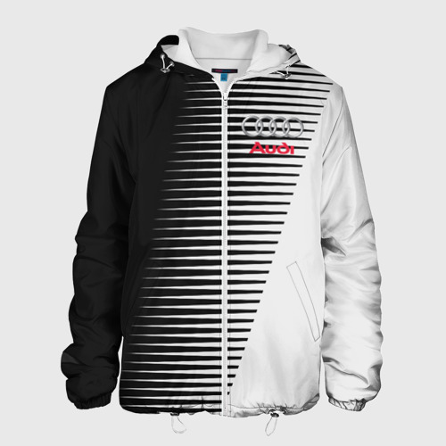 Мужская куртка 3D  Фото 01, AUDI SPORT