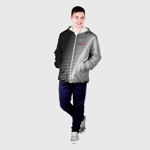 Мужская куртка 3D  Фото 03, AUDI SPORT