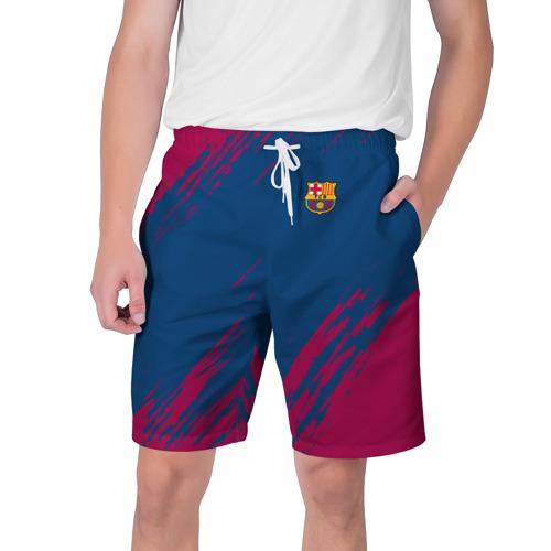 Мужские шорты 3D FC Barca 2018 Original    Фото 01