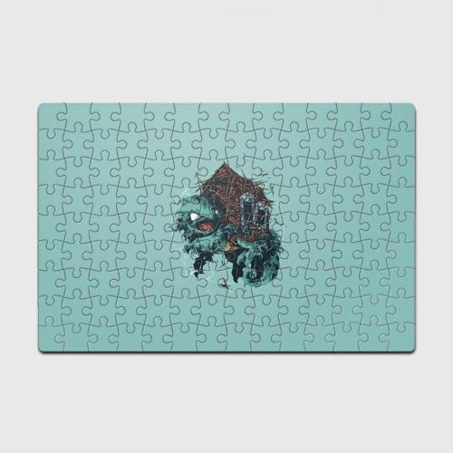 Пазл магнитный 126 элементов  Фото 01, Чермандер