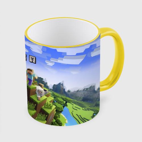 Лиза - Minecraft