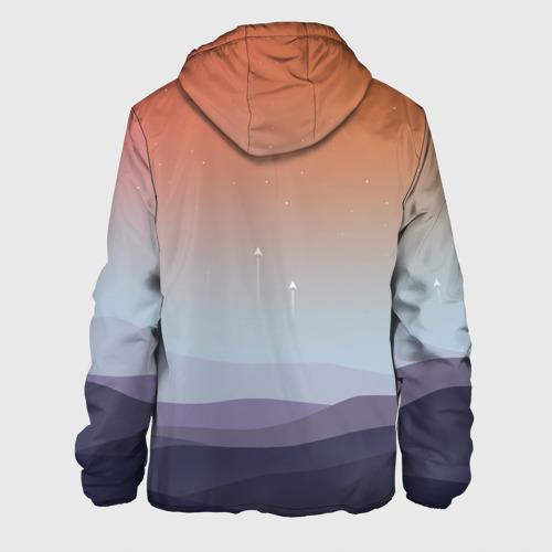 Мужская куртка 3D  Фото 02, Безмятежность