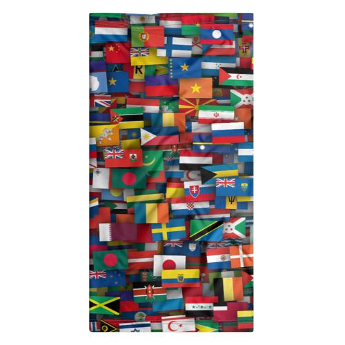 Бандана-труба 3D  Фото 07, Флаги всех стран