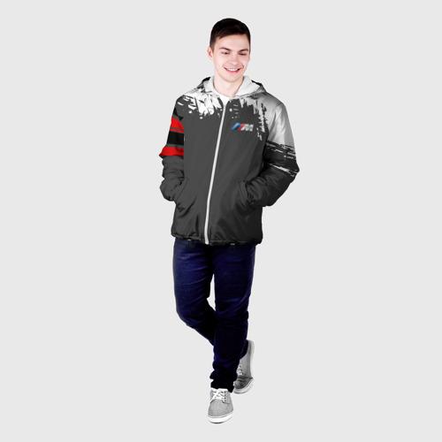 Мужская куртка 3D  Фото 03, BMW 2018 M Sport
