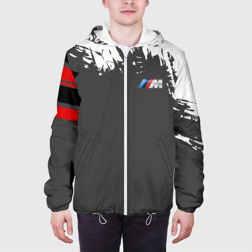 Мужская куртка 3D  Фото 04, BMW 2018 M Sport