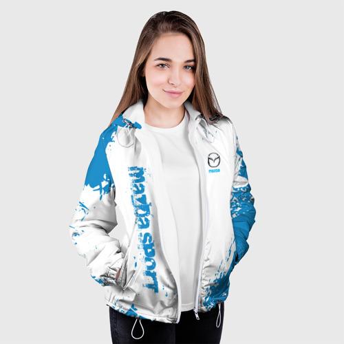 Женская куртка 3D  Фото 04, MAZDA SPORT