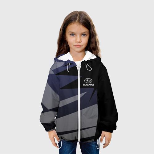 Детская куртка 3D  Фото 04, SUBARU SPORT
