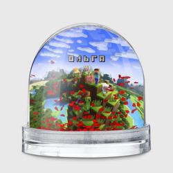 Ольга - Minecraft