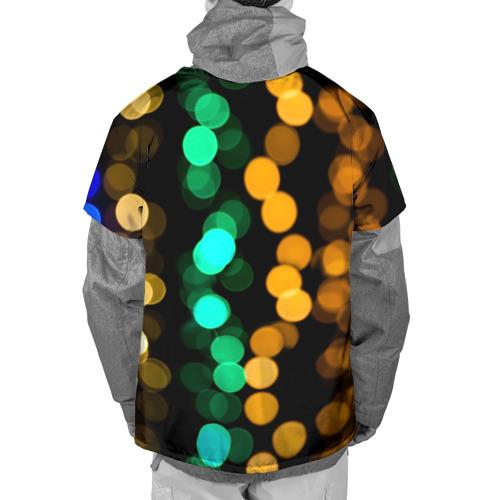 Накидка на куртку 3D  Фото 02, Festive style