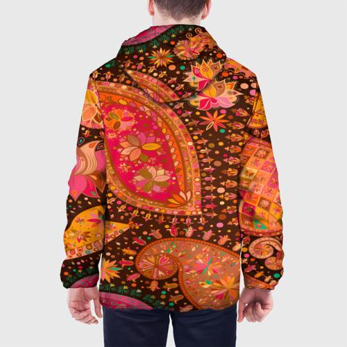 Мужская куртка 3D  Фото 05, Турецкий узор