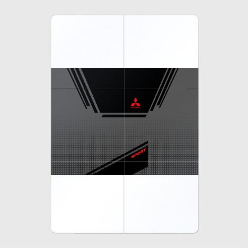 Магнитный плакат 2Х3 MITSUBISHI SPORT Фото 01