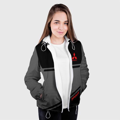 Женская куртка 3D MITSUBISHI SPORT Фото 01