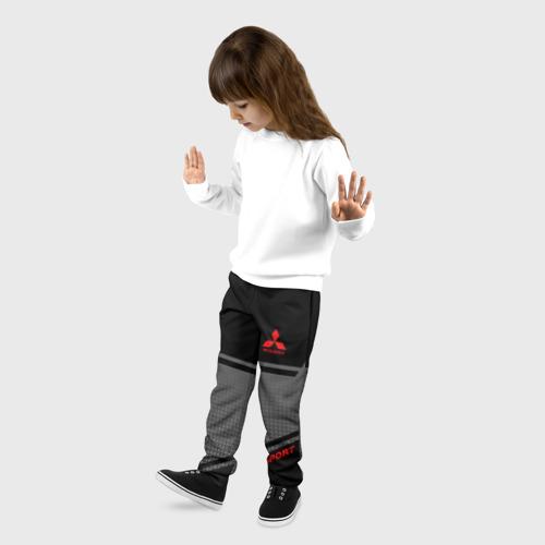Детские брюки 3D MITSUBISHI SPORT      Фото 01