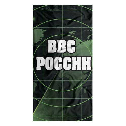 Бандана-труба 3D  Фото 07, ВВС России