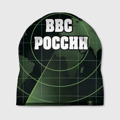 Шапка 3D  Фото 01, ВВС России