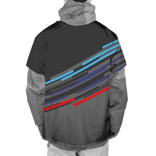 Накидка на куртку 3D  Фото 02, BMW BRAND COLOR