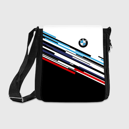 Сумка через плечо BMW BRAND COLOR | БМВ Фото 01