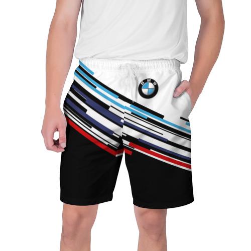 Мужские шорты 3D BMW BRAND COLOR  Фото 01