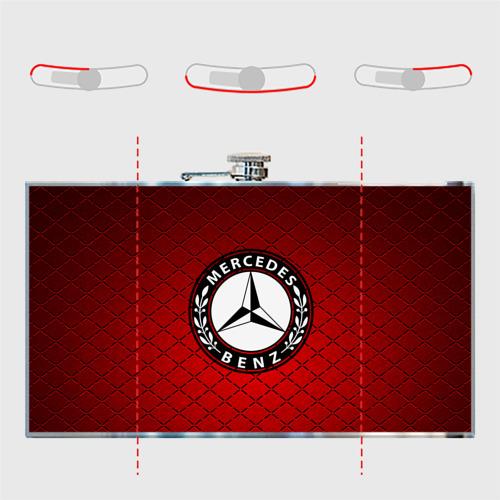 Фляга Mercedes MOTORs Фото 01