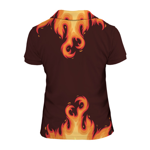 Женская рубашка поло 3D  Фото 02, Black Sabbath