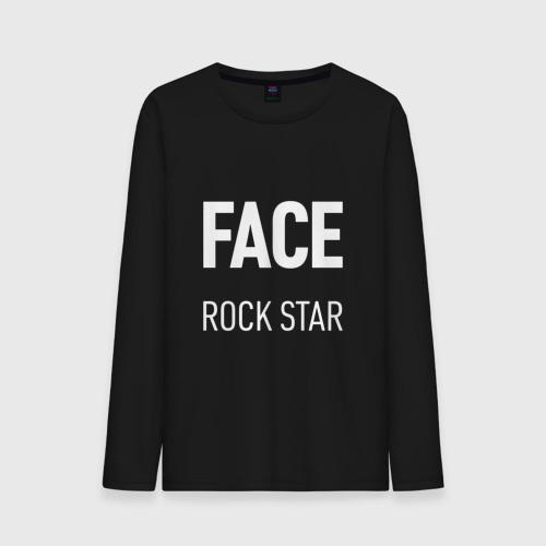 Face rock star