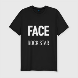 Face rock star