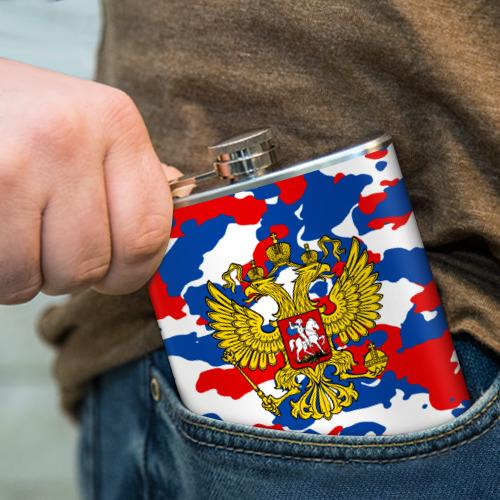 Фляга  Фото 04, Russia Camouflage