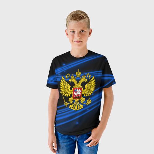 Детская футболка 3D Russia collection abstract Фото 01