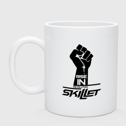 Rise in revolution Skillet