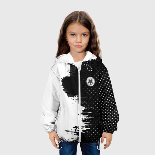 Детская куртка 3D  Фото 04, Leicester city uniform 2018
