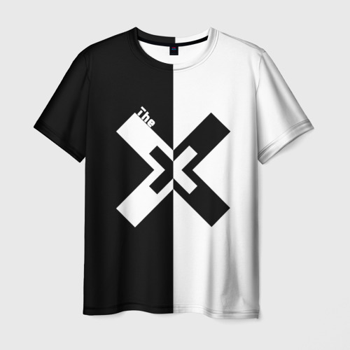 Мужская футболка 3D The XX