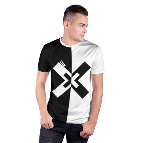Мужская футболка 3D спортивная  Фото 03, The XX