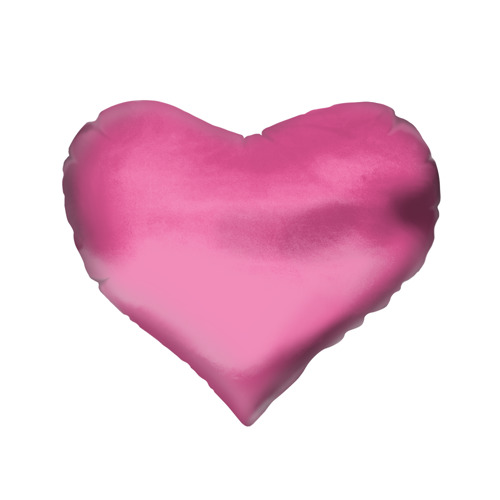 Подушка 3D сердце  Фото 02, 8 Марта