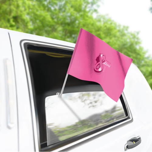 Флаг для автомобиля  Фото 03, 8 Марта