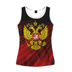 Russia abstract collection RED