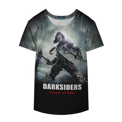 Накидка на куртку 3D  Фото 04, Darksiders: Wrath of War
