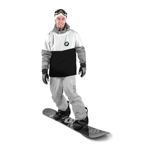 Накидка на куртку 3D  Фото 03, BMW SPORT